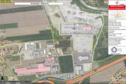 Fläche A Vorchdorf Lageplan