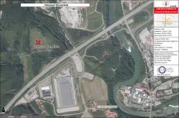 Standortplan Betriebsbaugrund Ohlsdorf